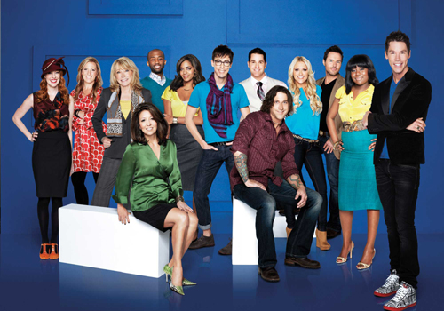 HGTV Design Star 2012 Returns