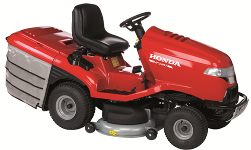 Honda Garden Tractors : New honda uk lawn tractor range innovative and tougher