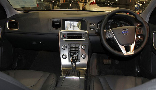 Attractive interior Black