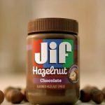 Jif Chocolate Flavored Hazelnut