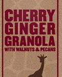 Laughing Giraffe Cherry Ginger Granola