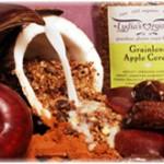 Lydia's Organics Grainless Apple Cereal