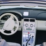 Chrysler – 10 Cars with most attractive interior light Blue