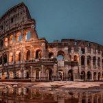 Colosseum,-Rome