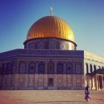 Dome-of-the-Rock,-Jerusalem,-Israel