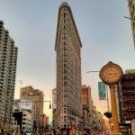 Flatiron-building,-New-York
