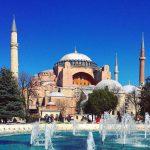Hagia-Sophia,-Istanbul