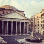 Pantheon,-Rome
