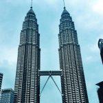 Petronas-Towers,-Kuala-Lumpur