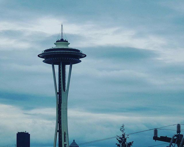 Space Needle, Seattle